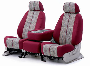 Custom Seat Covers Saddleblanket for 1994 Toyota Corolla Sedan