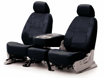 Custom Seat Covers Ballistic for 2007 Toyota Corolla Sedan