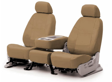 Custom Seat Covers Poly Cotton for  Toyota Highlander