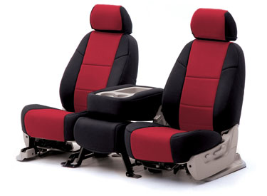 Custom Seat Covers Neosupreme for 2007 Toyota Corolla Sedan