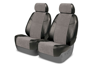 Custom Seat Covers Alcantara for 2007 Toyota Corolla Sedan