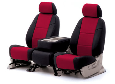 Custom Seat Covers Neoprene for 2007 Toyota Corolla Sedan