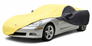 Custom Car Cover Satin Stretch for  Nissan 280 ZX