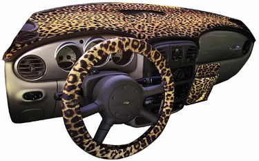Custom Tailored Dashboard Covers Designer Velour for  Toyota Tacoma