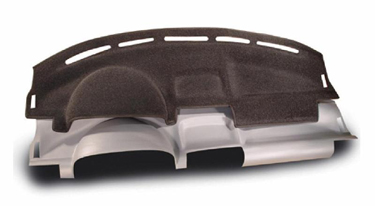 Custom Molded Carpet Dashboard Covers for 1976 Chevrolet C/K 1500, 2500, 3500