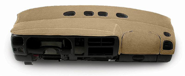 Custom Tailored Dashboard Covers Polycarpet for  Toyota Sequoia