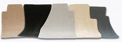 Custom Floor Mats 40 Ounce Nylon Carpet for