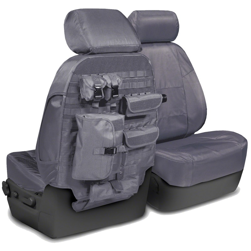 Custom Tactical Seat Covers for  Chevrolet Silverado 3500